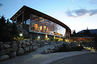 Squamish Lilwat Cultural Center