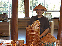 First Nation Weaver